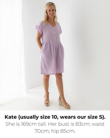kate size s measurements