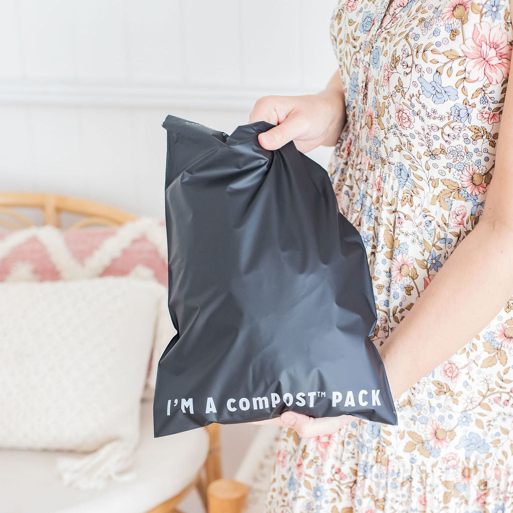 better packaging compost bag