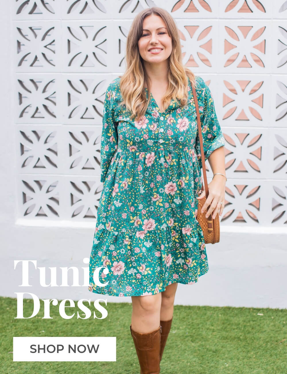 tunic dress isle of summer