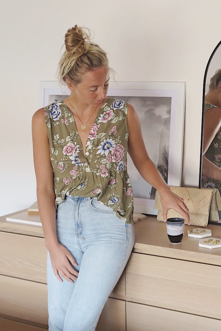 isle of summer taylor top