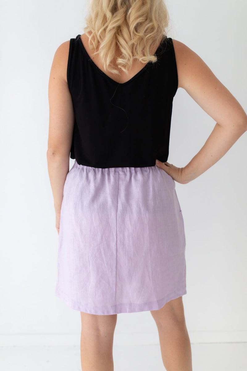 purple skirt made in Australia