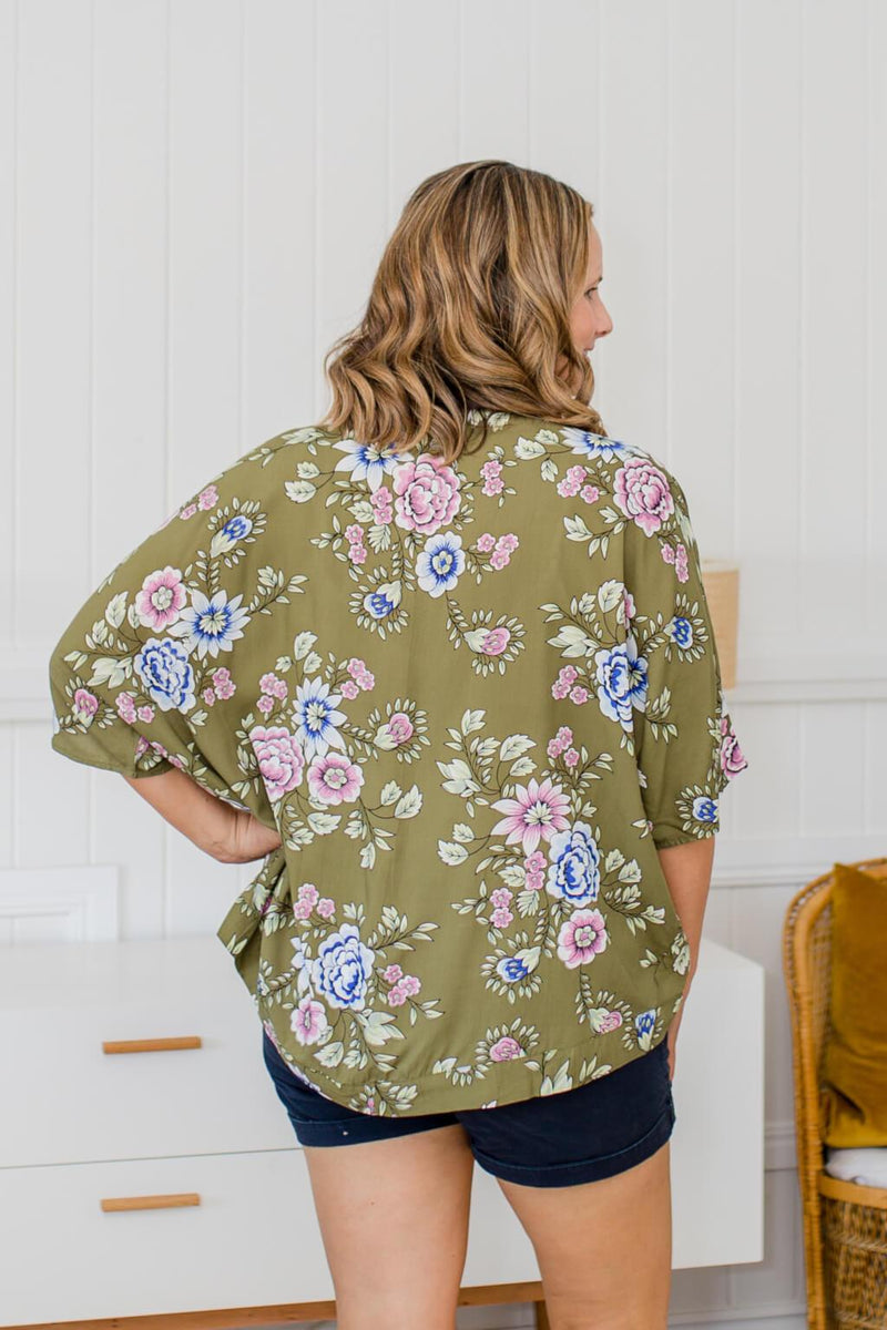 isle of summer floral print