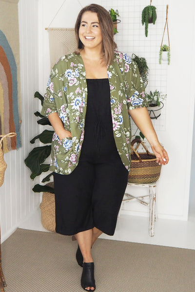 plus size shrug