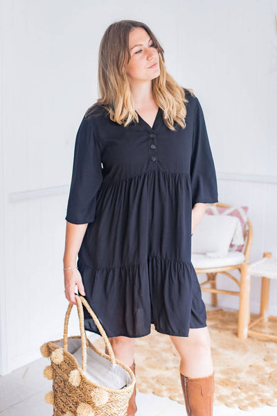 breastfeeding tunic dress