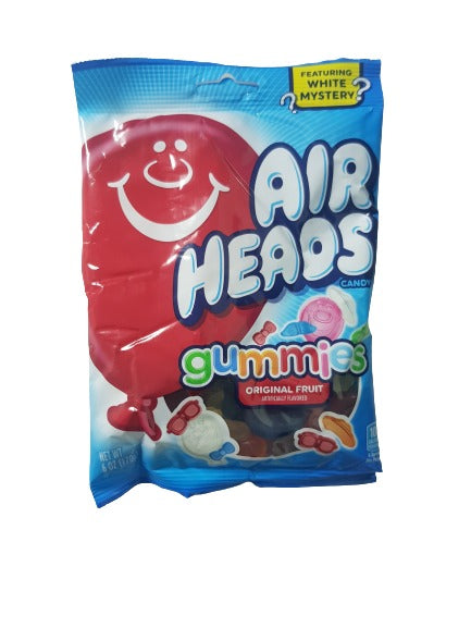 Air Heads Gummies Original Fruit 170g