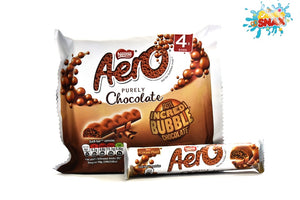 Aero Milk Bar 4 bars