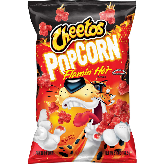 Cheetos Popcorn Flamin' Hot 6.5 oz