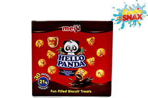Meiji Hello Panda 30 pcs, 21g each