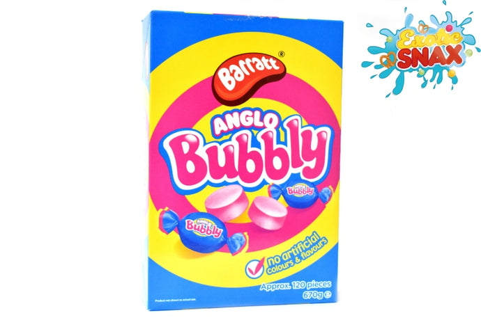Anglo bubbly 120 pcs
