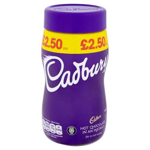Cadbury Hot Chocolate In An Instant 300g