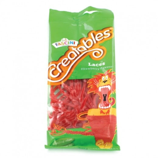 Fascini Creatables Laces strawberry 40g