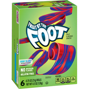 Fruit by the foot , Berrytie-Dye