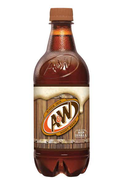 A&W Root Beer 20oz (591ml)