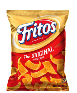 Fritos, Original Corn Chips, 311g