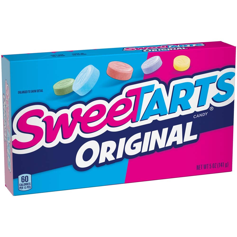 SweeTarts Original Theater Box, 5 oz