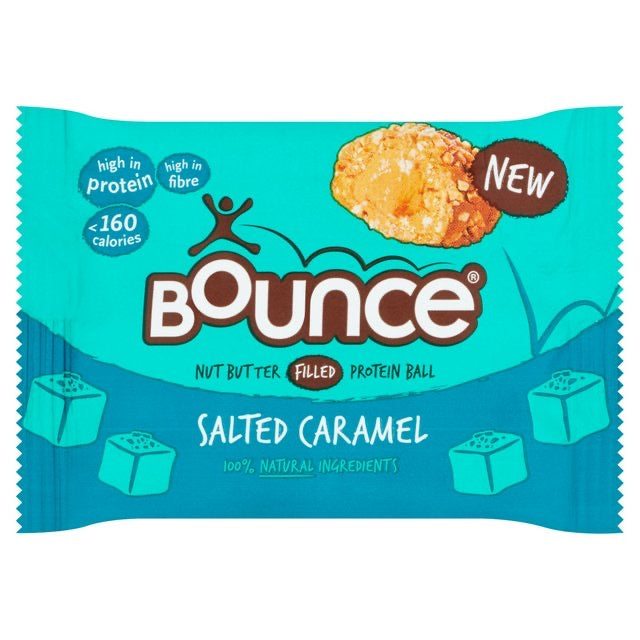 Bounce Filled Salted Caramel