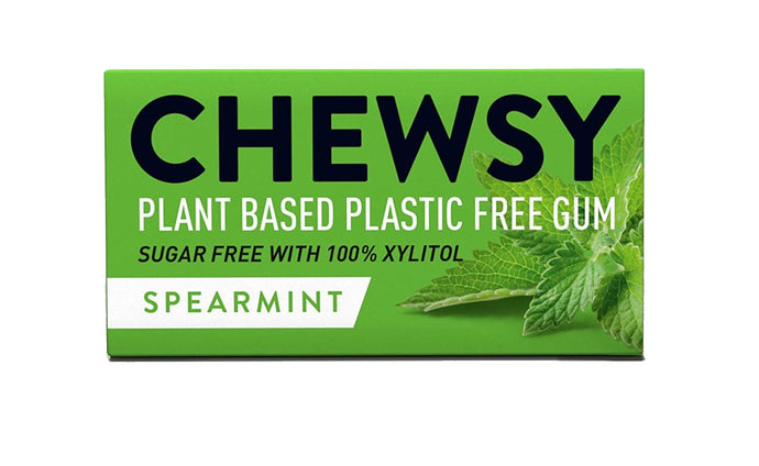 Chewsy Spearmint Chewing Gum. 15gm