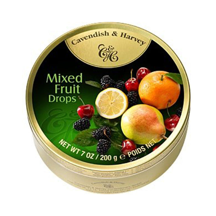 Cavendish & Harvey Mixed Fruit Drops 200g