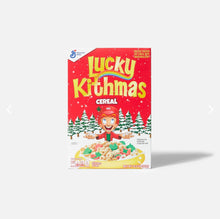Load image into Gallery viewer, Kith for Lucky Charms Lucky Kithmas Cereal 10.5 oz