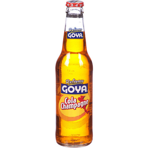 Goya Refresco Cola Champagne, 12 fl oz