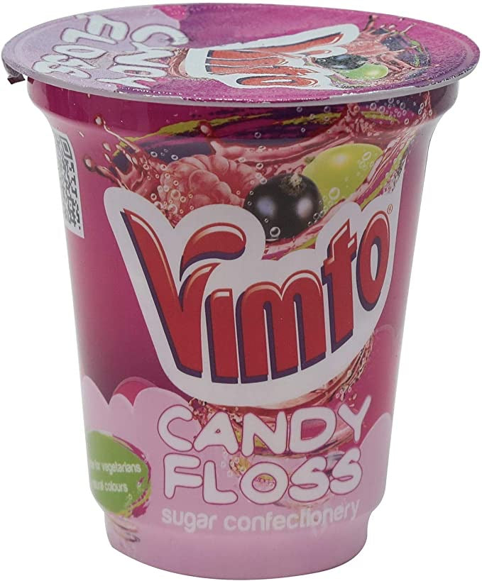 Vimto Candy Floss, 20g