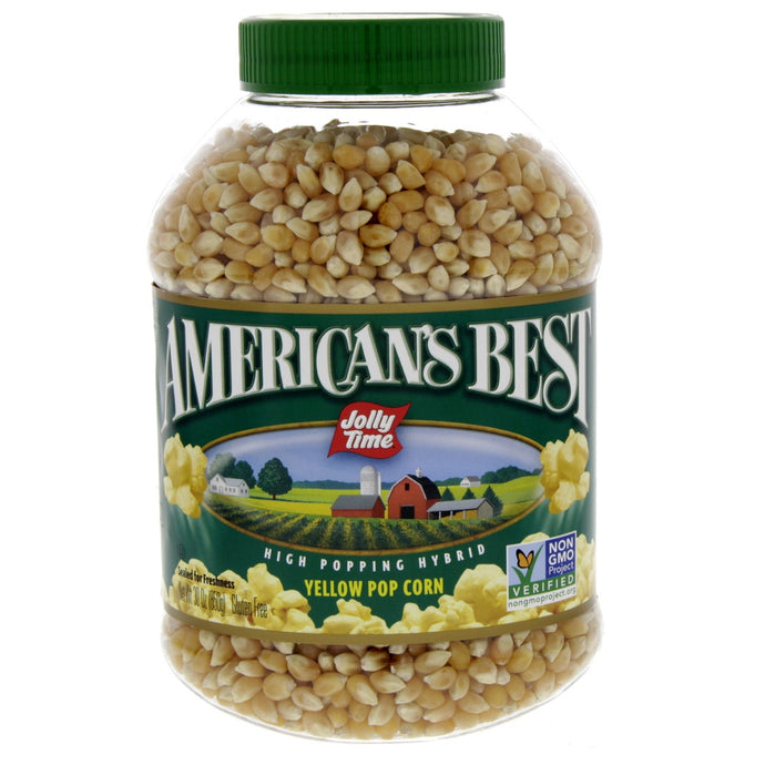 Americans Best Yellow Pop Corn 30 oz
