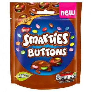 Smarties Buttons Nestle