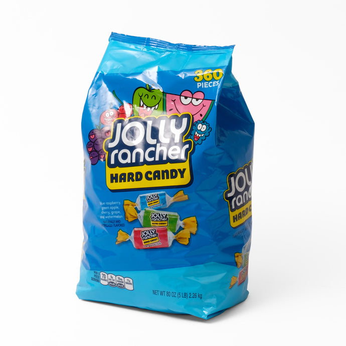 Jolly Rancher Hard Candy HUGE (360 pieces) 80oz
