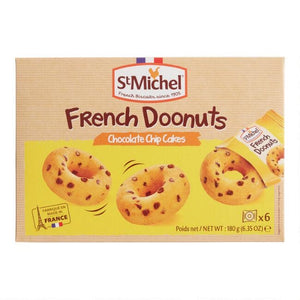 St Michel French Doonuts - Chocolate Chip Cakes
