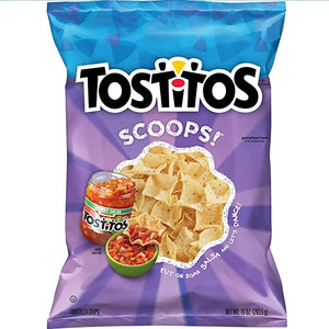 Tostitos Scoops Tortilla Chips, 10 oz