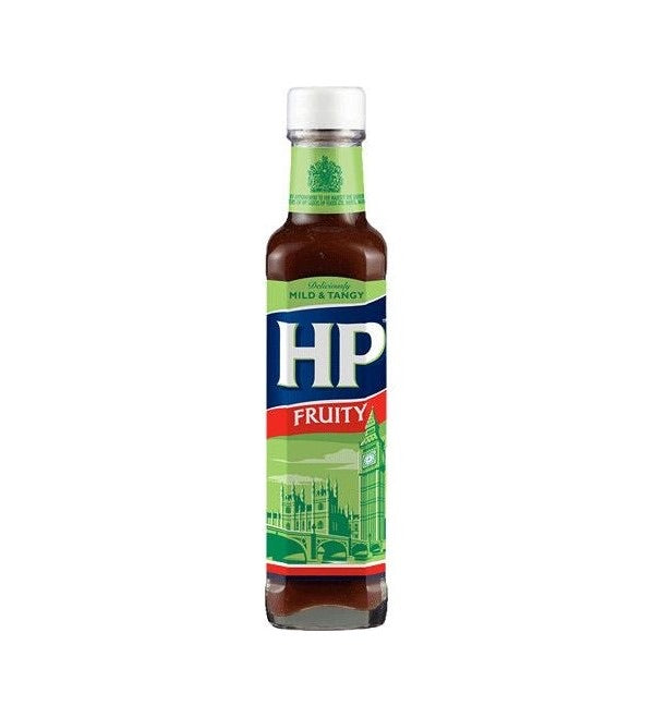 HP Fruity , mild and Tangy