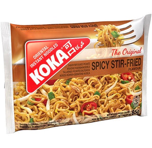 Koka Original Spicy Stir-Fried Instant Noodles