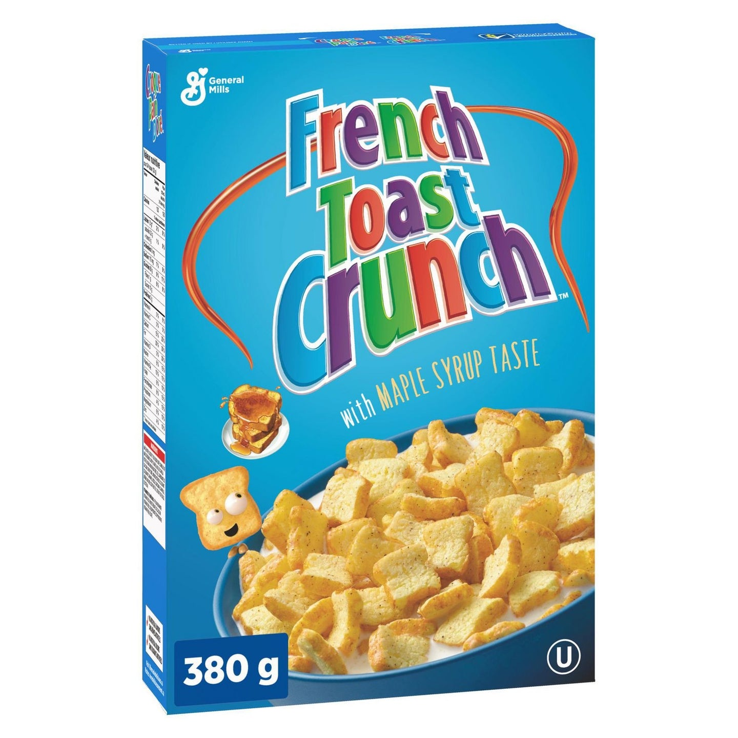 French Toast crunch cereal (Canada)