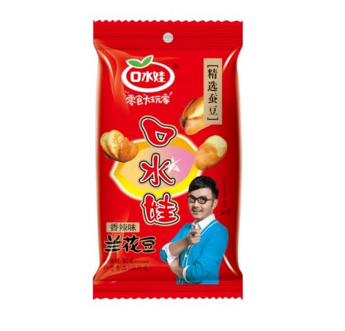 Orchid Bean Spicy ,60g 🇨🇳