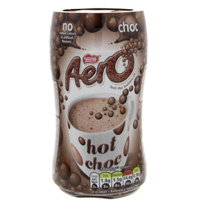 Aero Hot Choc Drink Mix Nestle 288g