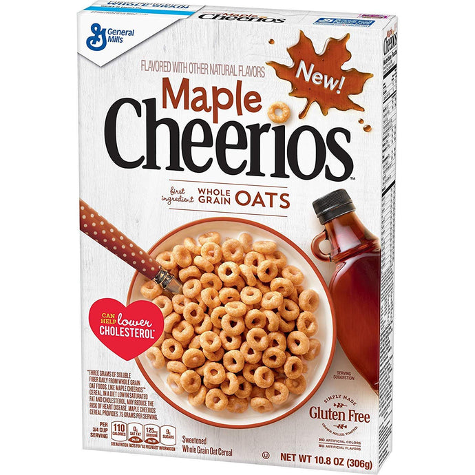 Cheerios Maple Syrup Cereal