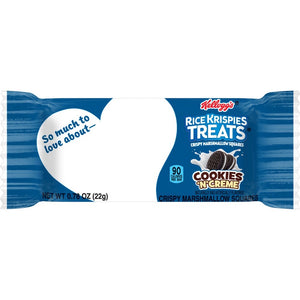 Rice Krispies Treats Cookies and Cream (USA)