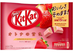 Kitkat Strawberry 12 Pieces (Japan)