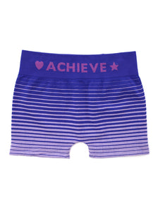GREY & BLUE BOY SHORT 2-PACK