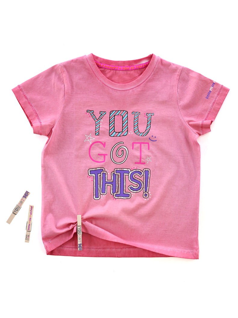 'YOU GOT THIS' PASS-IT-ON TEE + 3 FREE KINDNESS PINS