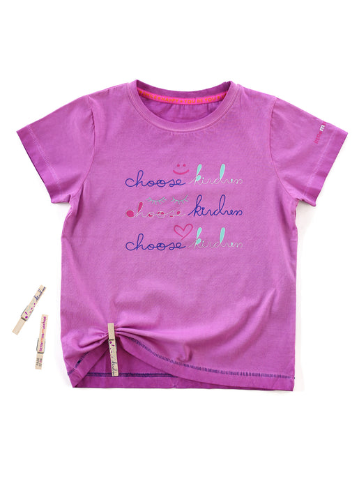 'CHOOSE KINDNESS' PASS-IT-ON TEE + 3 FREE KINDNESS PINS