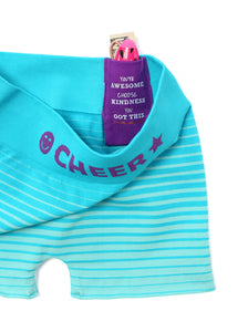 PURPLE & BLUE BOY SHORT 2-PACK