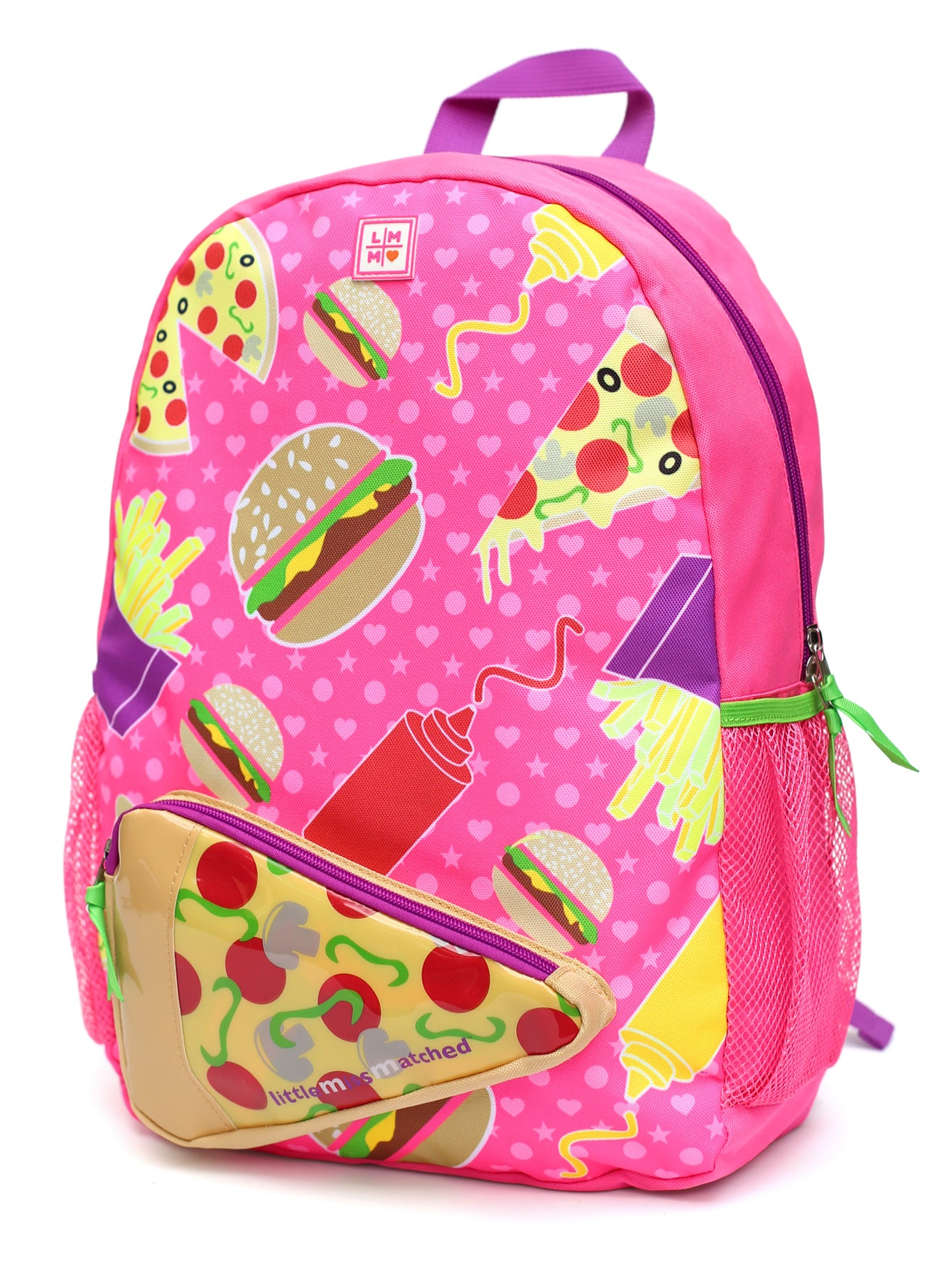 FOODIE FUN BACKPACK