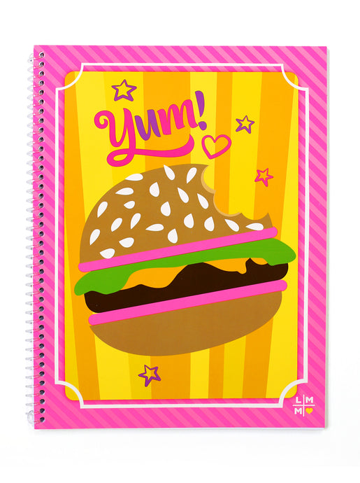 Foodie Fun Notebook