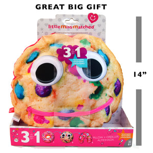 Reversible 3-in-1 Cookie Pillow -BIG GIFT IDEA...BIGGEST DEAL ON THE SITE!!!