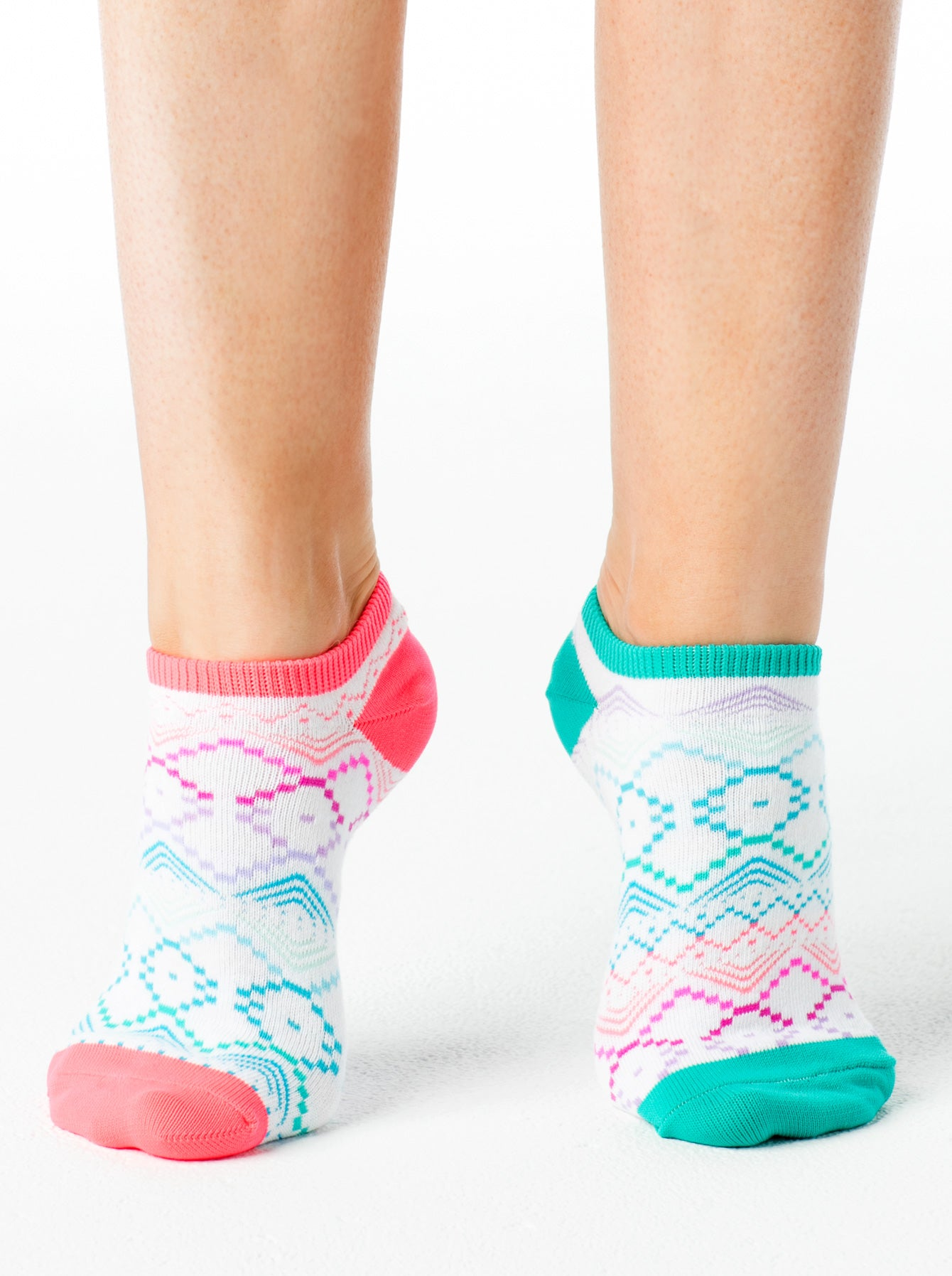 TRIBAL LINER SOCKS