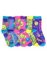 Load image into Gallery viewer, HAPPY SMILES SOCKS GIFT SET