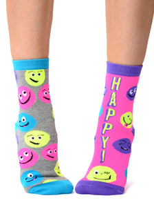 HAPPY SMILES SOCKS GIFT SET