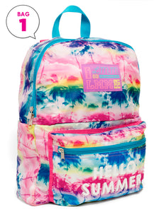 HELLO SUMMER 4-IN-1 CONVERTIBLE BACKPACK