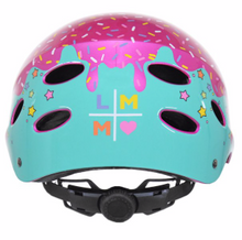 Load image into Gallery viewer, SWEET LIFE CUPCAKE MULTI-SPORT CHILD'S HELMET - AGES 5 AND UP - PINK
